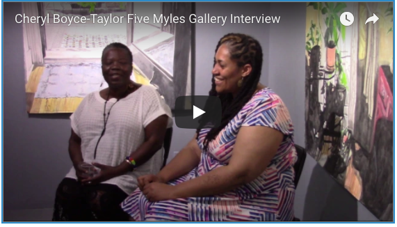 An Interview of Cheryl Boyce-Taylor by Keisha-Gaye Anderson