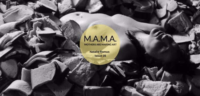 M.A.M.A. Issue 35 – Natalie Ramus and Katie Manning
