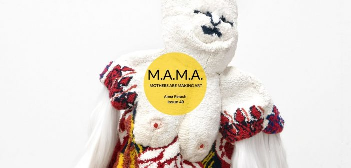 M.A.M.A. Issue 40 – Anna Perach, Art, and Jane Yolen, Poetry